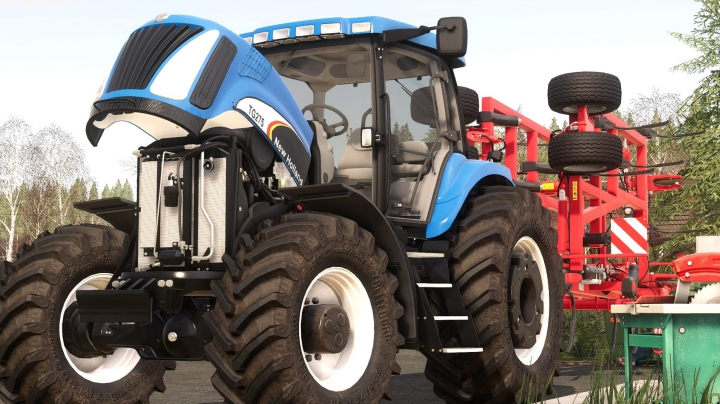 New Holland TG Series v1.0 category: Tractors
