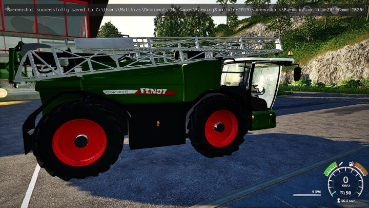 Trending mods today: FENDT ROGATOR v1.1.0.0
