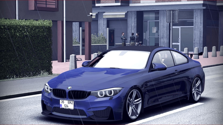 Bmw M4 1.37 category: cars