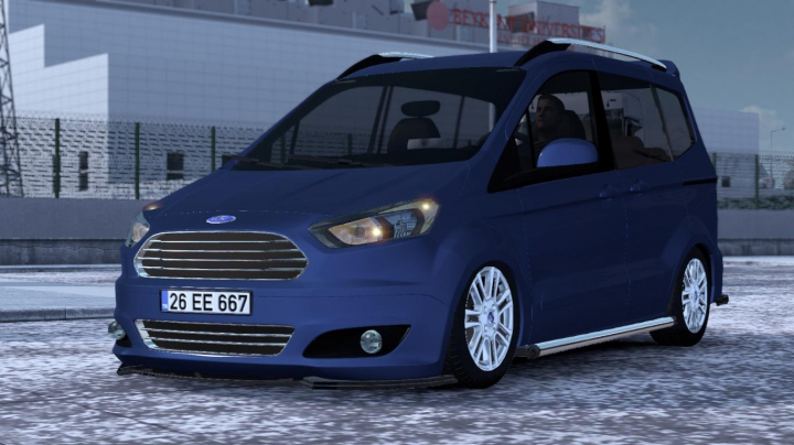 Ford Tourneo Courier V1R30 1.37 category: cars