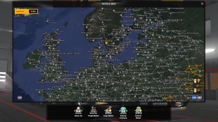 Trending mods today: Universal Satellite background v1.1