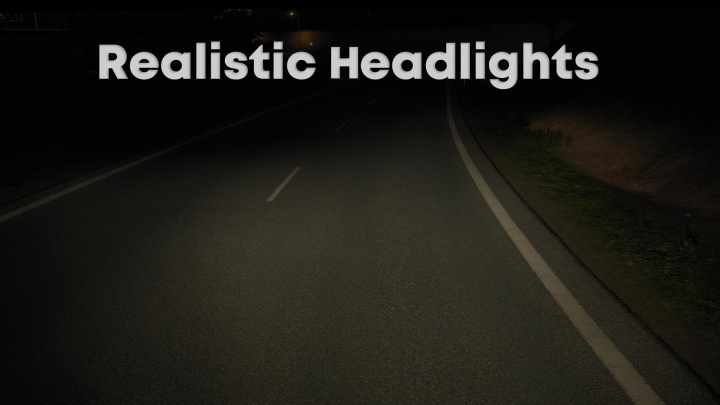 Other Realistic Headlights v1.0