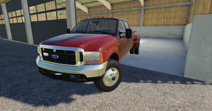 2000 Ford F350 v1.0.0.0 category: Cars