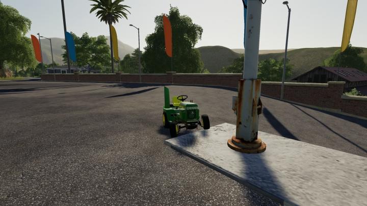 Trending mods today: John Deere 300 Race Mower V1.0 (WIP)