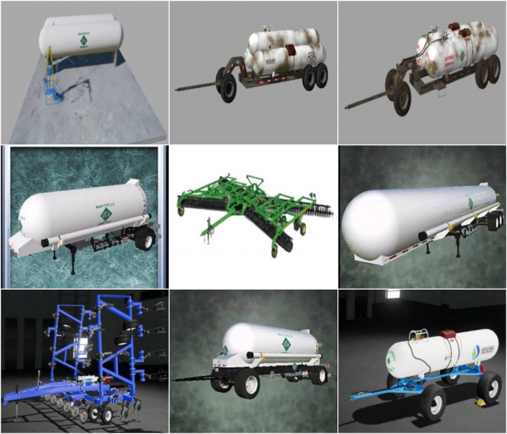 Trending mods today: Anhydrous Equiptment Pack v1.0