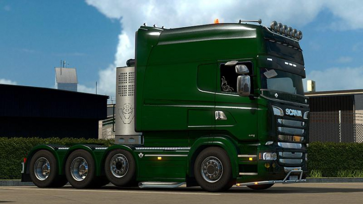 Trending mods today: RJL Scanias Fix v1.2 for 1.37