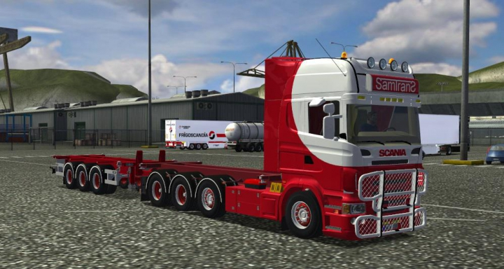 Trending mods today: DAF XF 106 Rigid v1.3