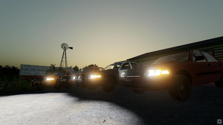 Ford Crown Victoria v1.1.0 category: Cars