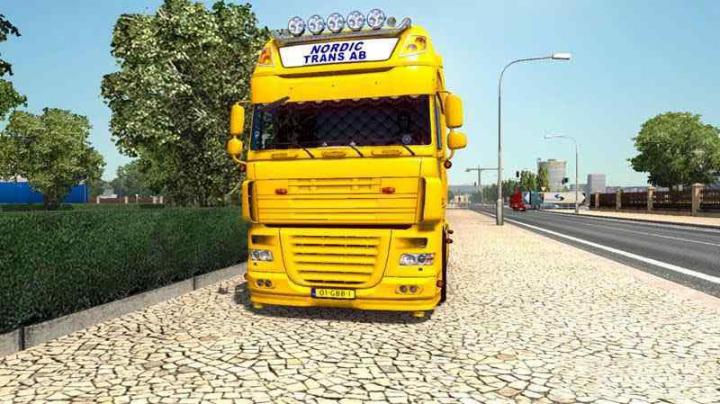 Trending mods today: DAF XF 105 Nordic Trans AB 1.37