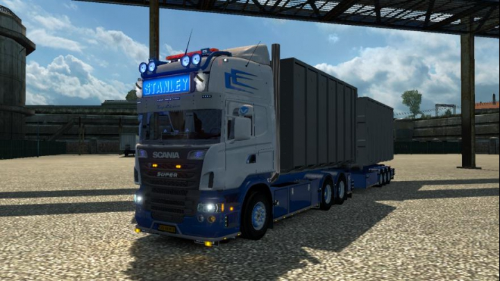 Trending mods today: Scania Abroll 1.37