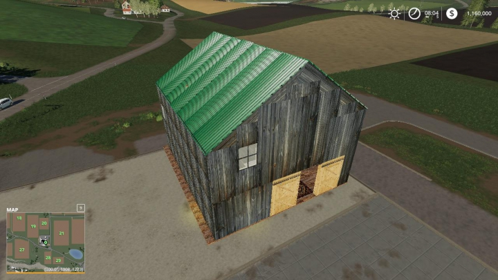 Trending mods today: FS19 House converted Barn Beta
