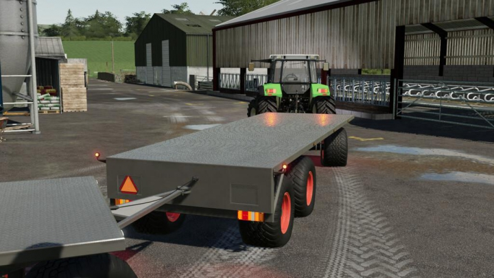 Flatbed Trailer v1.0.0.0 category: Trailers