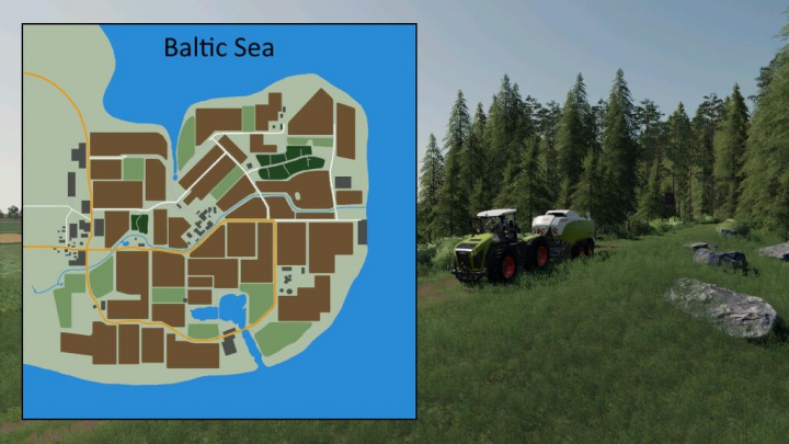 Baltic Sea v1.0.0.0 category: Maps