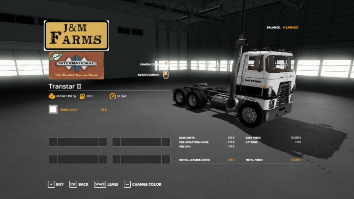 Trending mods today: IH Transtar Semi