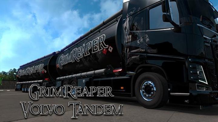 Trending mods today: GrimReaper Volvo Tandem v1.0