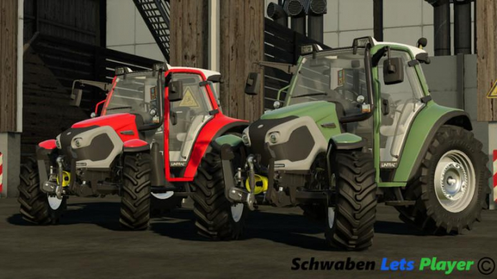 Trending mods today: Linder Lintrac 90 Fixed v1.5