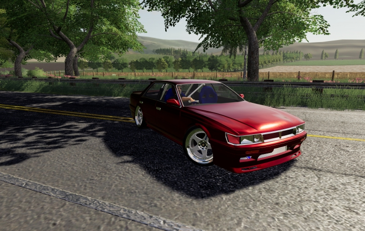 Trending mods today: FS19 C33 nissan laurel