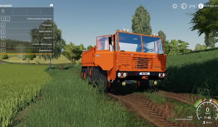 Trending mods today: Tatra 813 8x8 v1.0.0.0