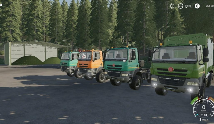 Trending mods today: Tatra Phoenix Pack v1.0.0.0