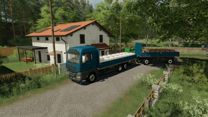 Trending mods today: BDM Autoload Pack Hof Bergmann v1.0