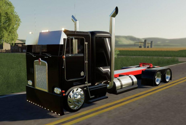 Trending mods today: Kenworth K100 Daycab SR Edit v1.0