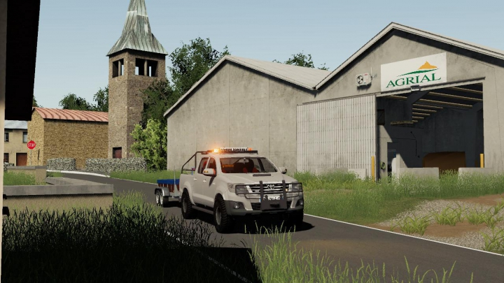Trending mods today: Toyota Hilux Phase VII v1.0.0.0