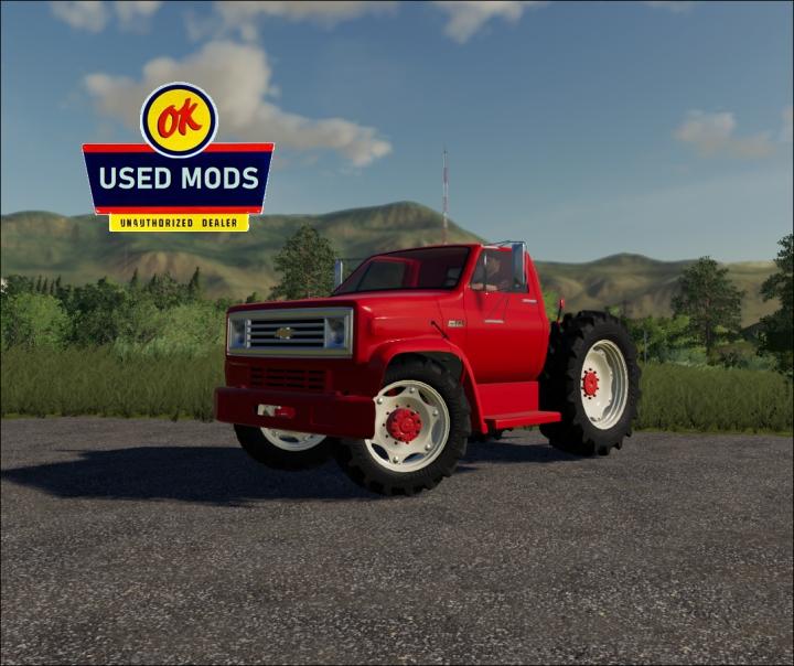 Trending mods today: Trucktor 3KSpecial - V1 - C70 Truck Tractor - By: OKUSEDMODS