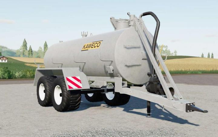 Trending mods today: Kaweco Slurry Tanker v1.0.0.0