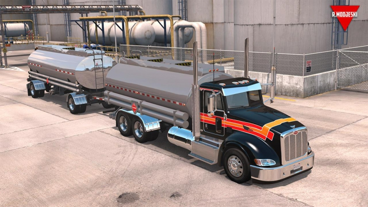 Trending mods today: Peterbilt 386 v1.1 1.37