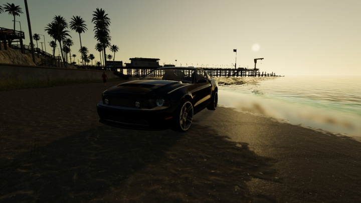 Trending mods today: ford mustang