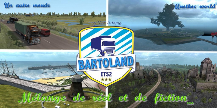 Bartoland Map v1.9 Fixed 1.37 category: Maps
