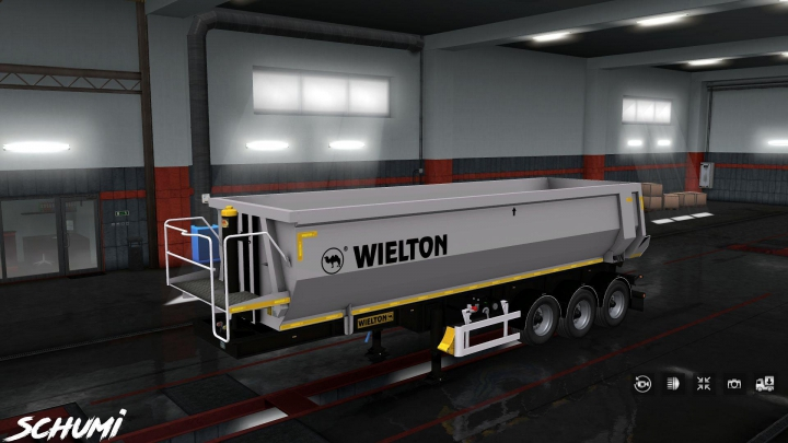 Trending mods today: Trailer Wielton Pack v1.2