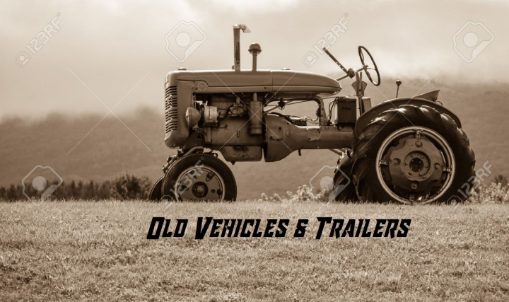 Trending mods today: Old vehicles & trailers Modpack