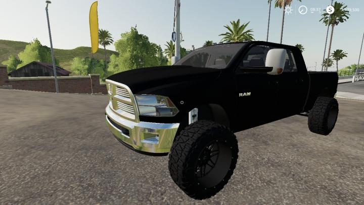 Trending mods today: Dodge Crew Cab