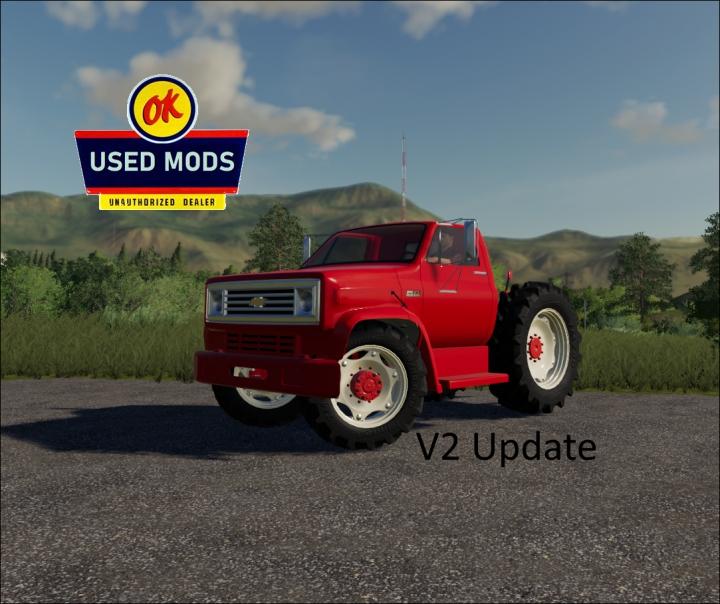 Trending mods today: Trucktor 3KSpecial - V2 - C70 Truck Tractor - By: OKUSEDMODS