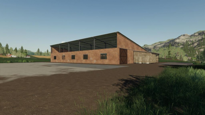 Trending mods today: Cow Shed v1.0.0.0