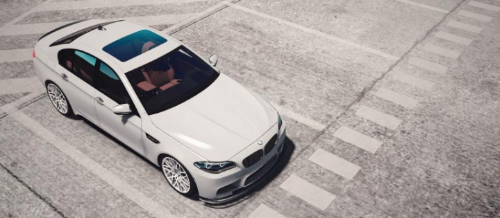 BMW M5 F10 v1.2 1.37 category: cars