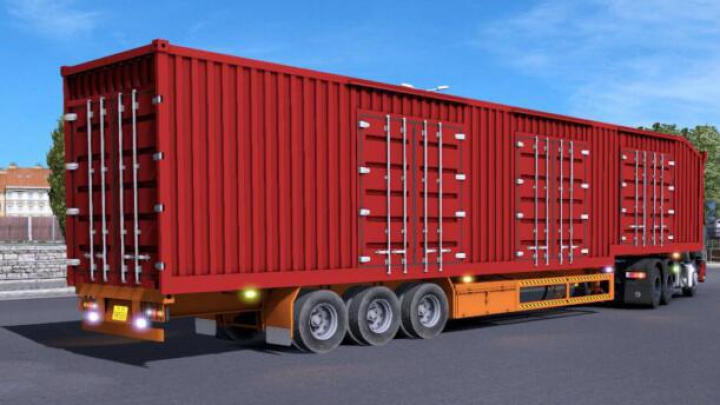 Trending mods today: CHN 15M FREIGHT CONTAINER 1.37.x
