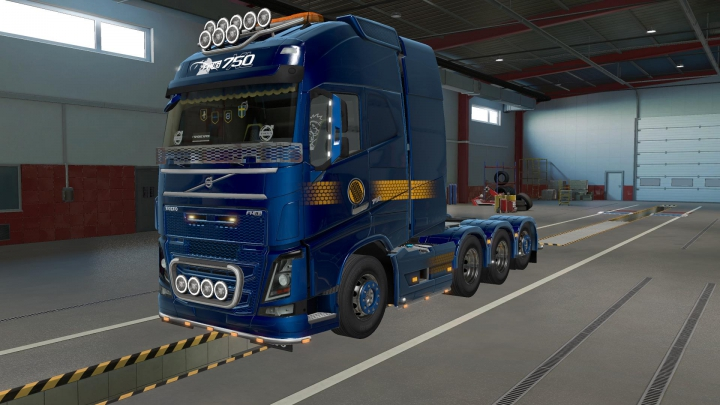 Trending mods today: RPIE VOLVO FH16 2012 Fixed v1.37.1.82s