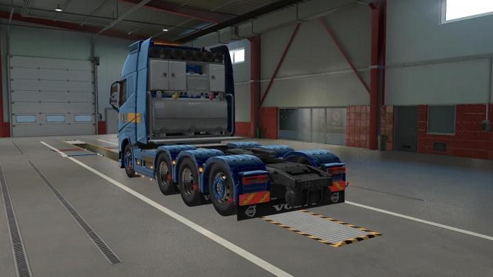Trucks RPIE VOLVO FH16 2012 Fixed v1.37.1.82s