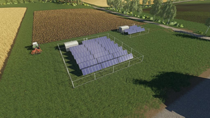 Trending mods today: Solar Field Large And Small v1.0.0.0