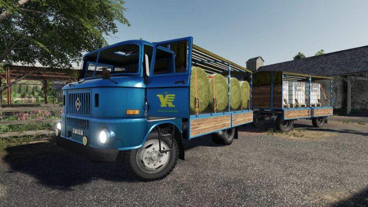 Trucks IFA W50 L/SP v1.0.0.1