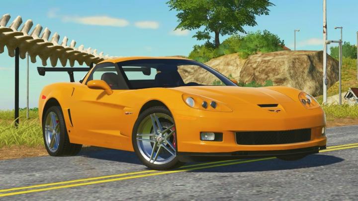 Trending mods today: 2006 Chevrolet Corvette Z06