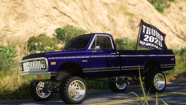 Trending mods today: Chevy Longbed