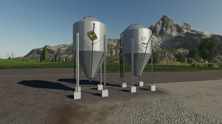 Trending mods today: Seeds And Fertilizers Mini Silos v1.0.0.0
