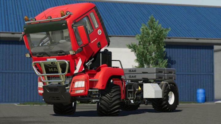 Trending mods today: Man Tgs Agro Truck v1.0.0.0