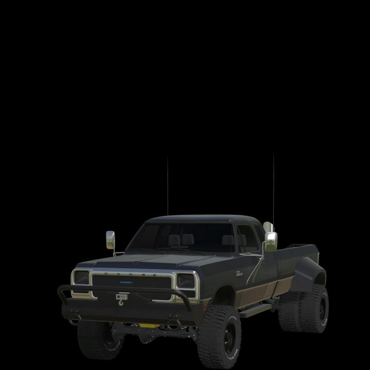Trending mods today: Wyatt Speers 1st gen Dodge Ram V2