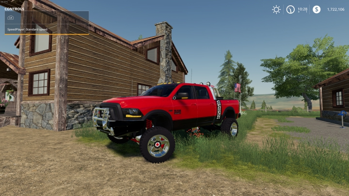 Trending mods today: FS19 Dodge Freedom Ram