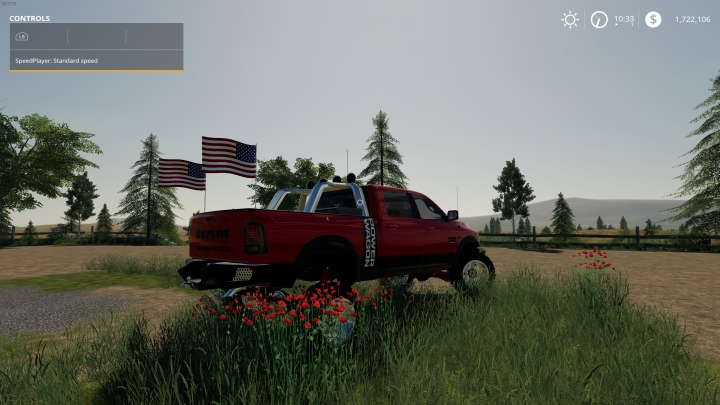 Trucks FS19 Dodge Freedom Ram