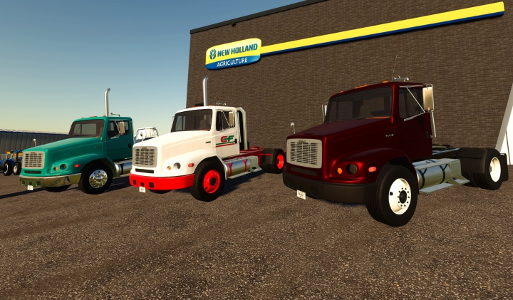Trending mods today: FREIGHTLINER FL112 DAY CAB TRUCK